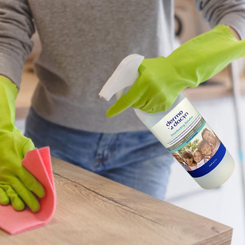 dermodacyn 安速癒HOCl空氣淨化及除菌劑1000mL - 美國GMP藥廠