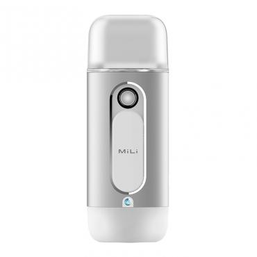 MiLi 智能富氫水肌膚噴霧器 (銀色)