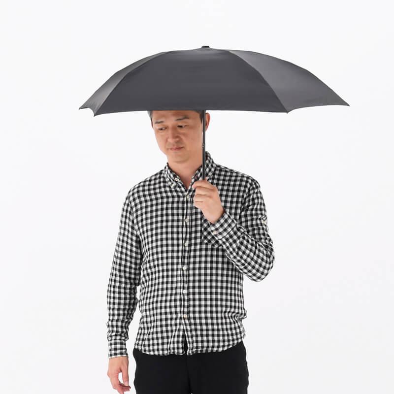 Amvel pentagon72 超輕雨傘 - 黑色