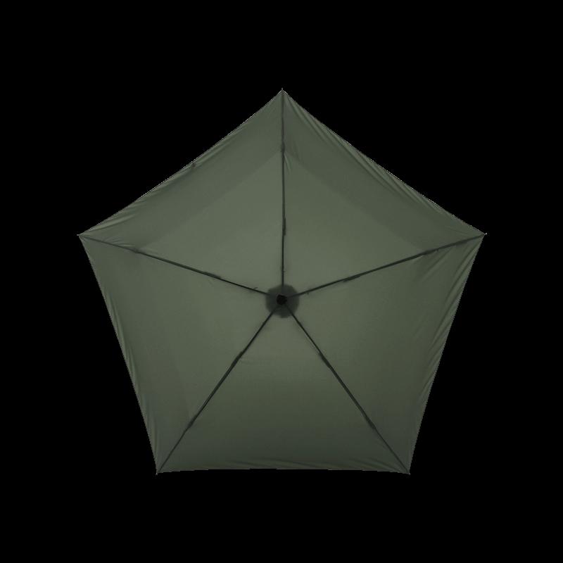 Amvel pentagon72 超輕雨傘 - 卡其綠