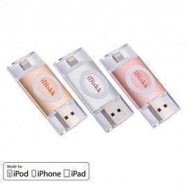iDiskk 64GB Apple USB 快閃存儲
