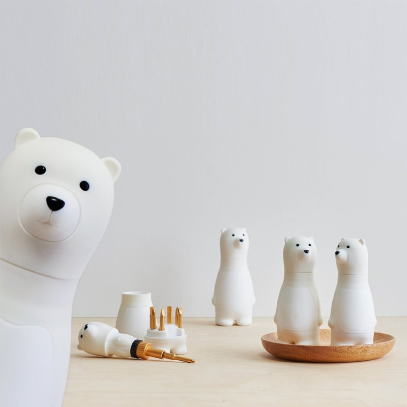 iThinking 熊爸爸棘輪螺絲批組 - 典藏限定版