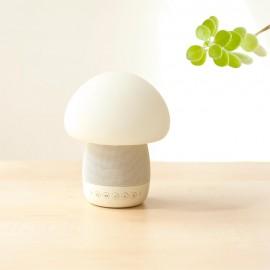 emoi 智能蘑菇音響燈 (白色)