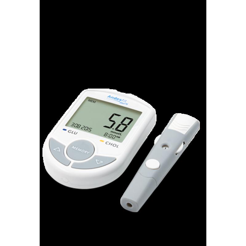 Andesfit Health 智能藍牙血糖/膽固醇檢測機
