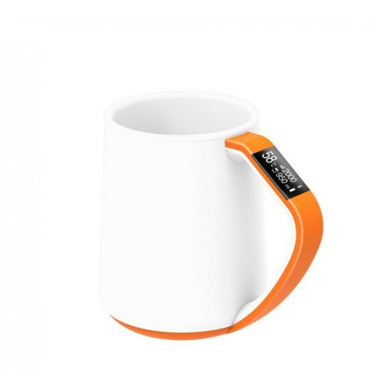 CloudCUP智能骨瓷水杯WP2860