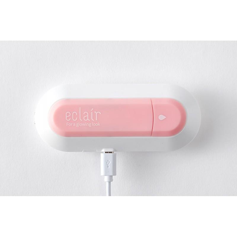 eclair 智能測膚納米保濕噴霧器(粉綠色) - 韓國品牌