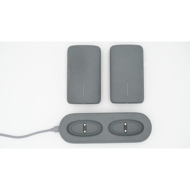 TWINSTONE 雙流動電源磁性充電座套裝