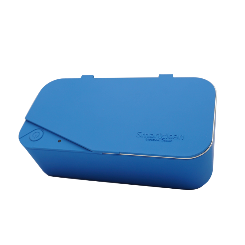 Smartclean Vision.5 超聲波洗眼鏡機 (天藍色)