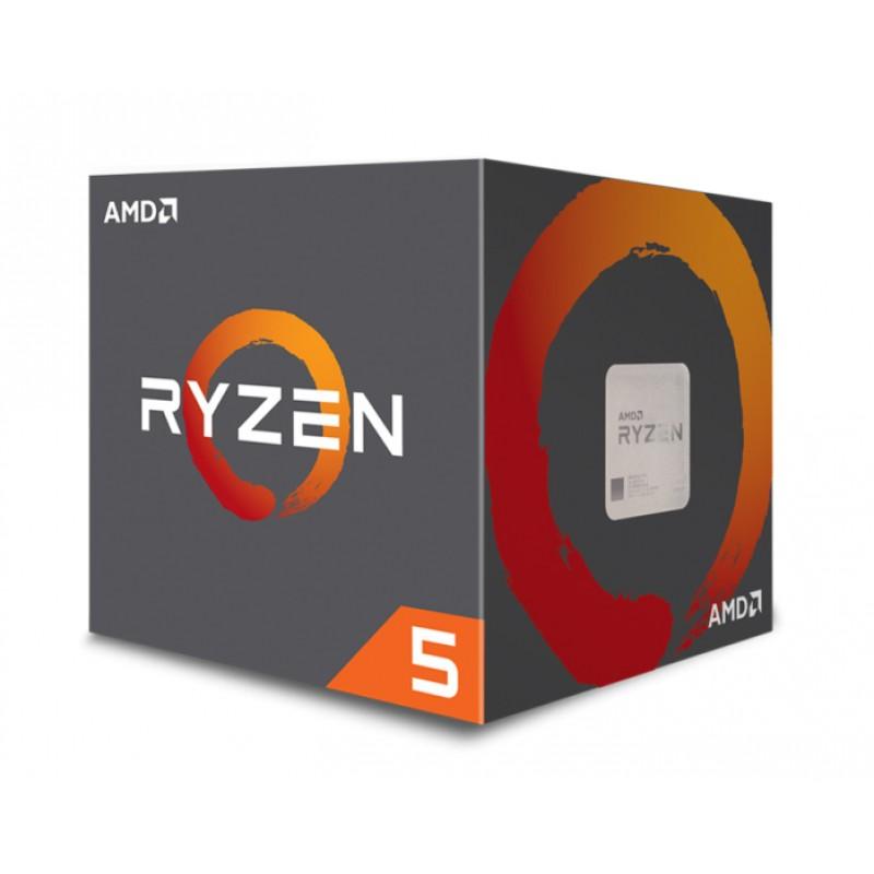 AMD Ryzen 5 2600 6 CORE/12 THREAD AM4 Processor