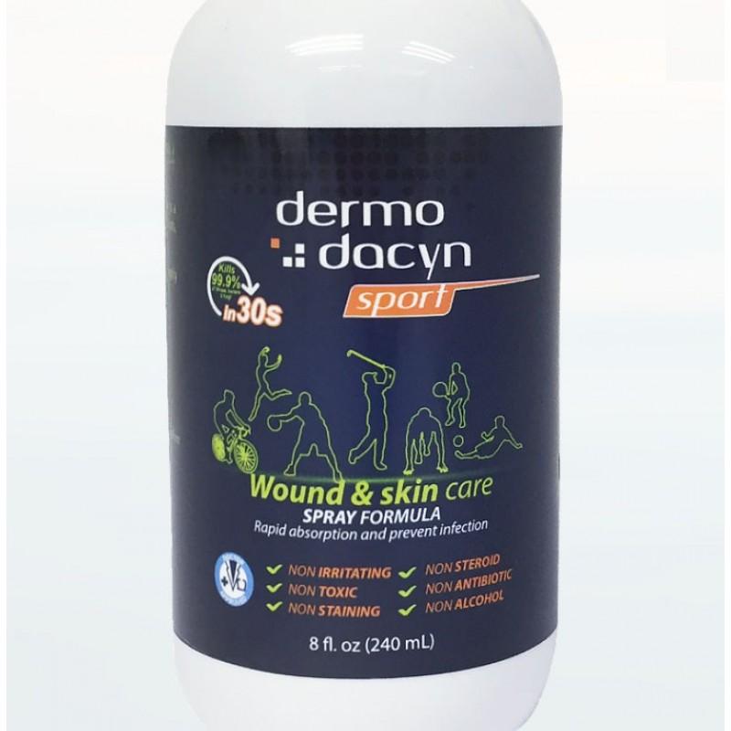 dermodacyn安速癒HOCl純天然運動傷口護理噴霧(120ml)