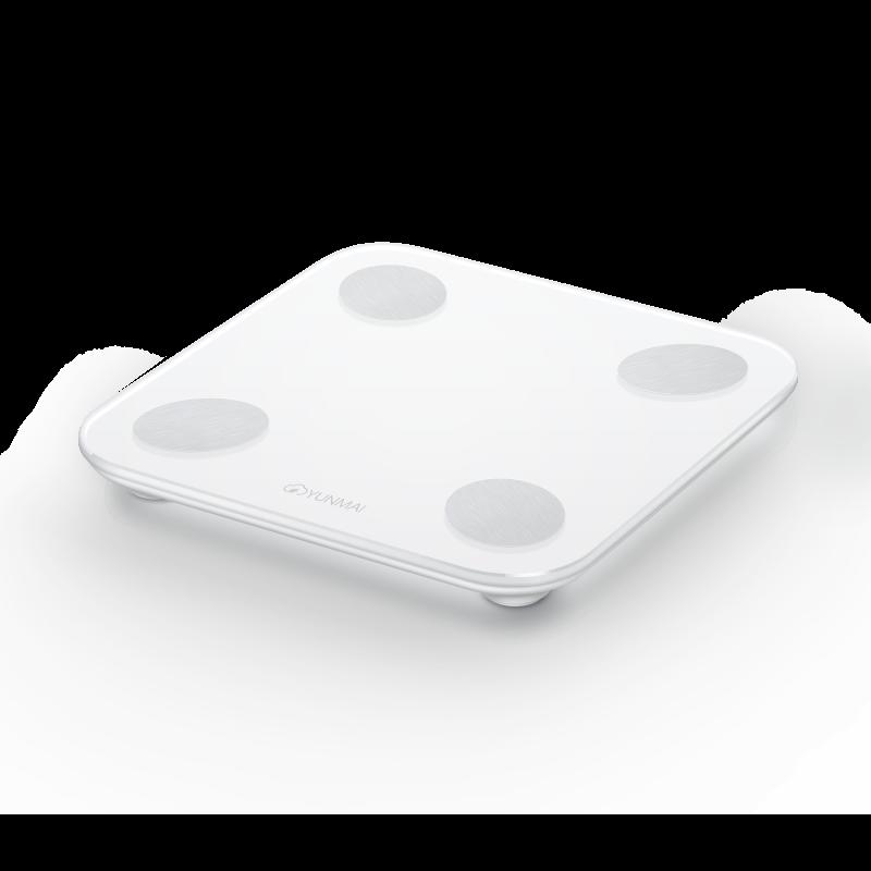 YUNMAI Balance 10合1 智能電子磅 - 國際版 (白色)