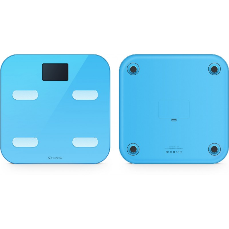 YUNMAI Color 智能10合1體脂磅 - 國際版 (2色選擇)