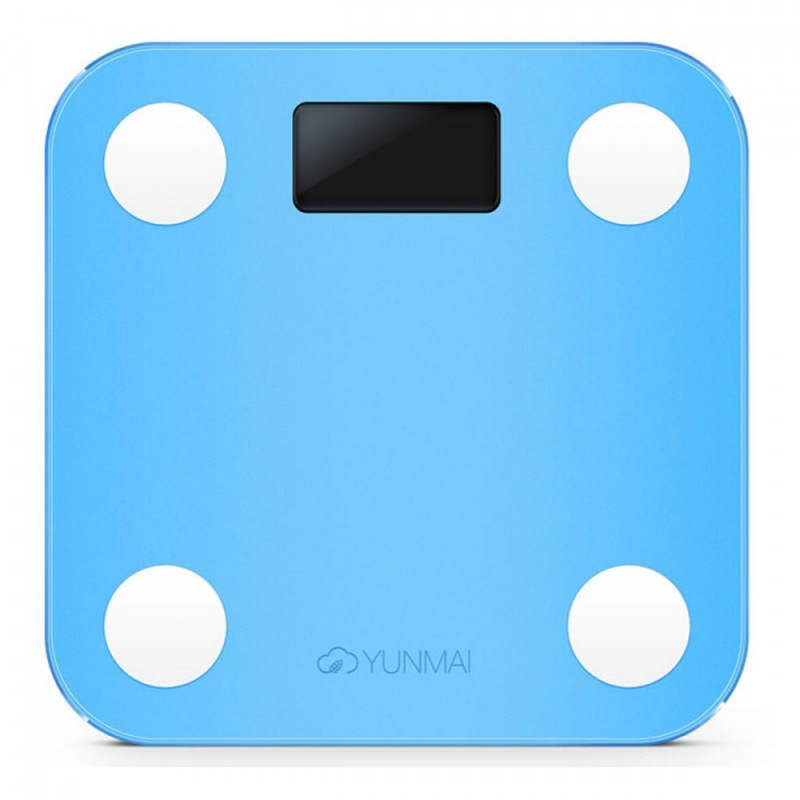 YUNMAI Mini 智能10合1體脂磅 - 國際版 (多色選擇)